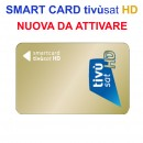 Smart Card Tivusat HD